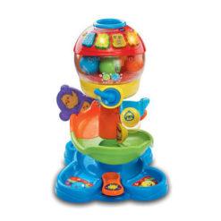 Башня с шариками